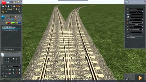 build a building online train simulator 2014 tutorial 1 route track basics