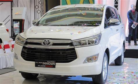 Mesin Innova Diesel masalah toyota innova autos post