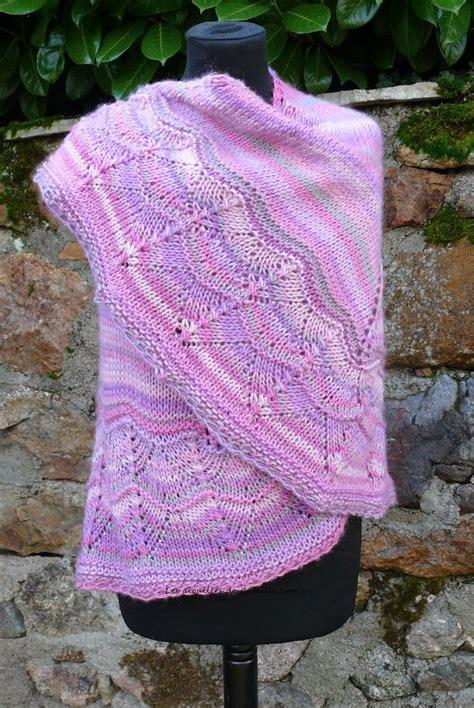knitting pattern simple shawl sweet and simple knit shawl allfreeknitting com