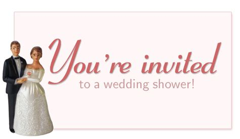 Wedding Shower by Free You Re Invited To A Wedding Shower Ecard Email Free