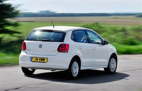 Moving Blue Polo Moving Blue volkswagen polo hatchback review parkers