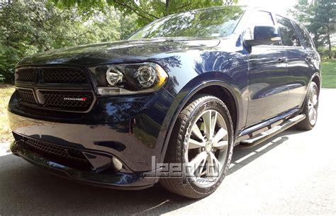 2015 Dodge Durango Side Steps by Tyger 3 Black Side Step Nerf Bars Fit 11 15 Dodge