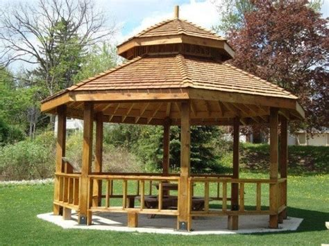 sheds gazebo pictures and design ideas