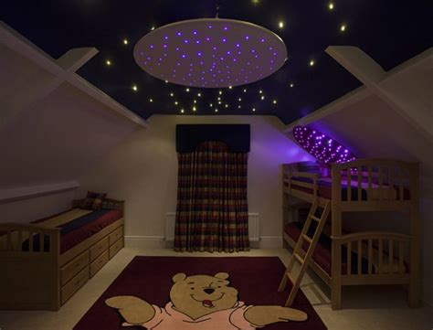 Childrens Bedroom Ceiling Lights Fibre Optic Light Kit Roselawnlutheran