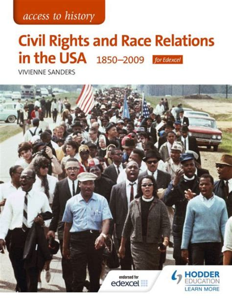 access to history race 0340907053 access to history civil rights and race relations in the usa 1850 2009 for edexcel by vivienne