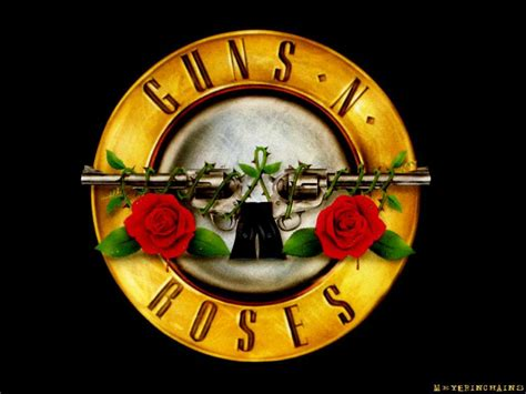 Guns N Roses june softly biker guns n roses offstage