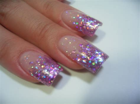 Glitter Acrylnagels by Groothandel Pagina