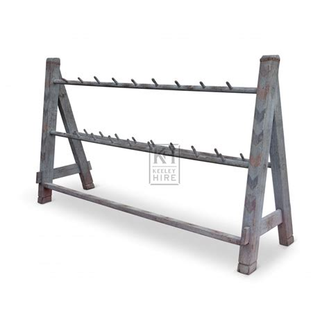 weapon racks prop hire 187 weapons 187 large wood weapons rack keeley hire