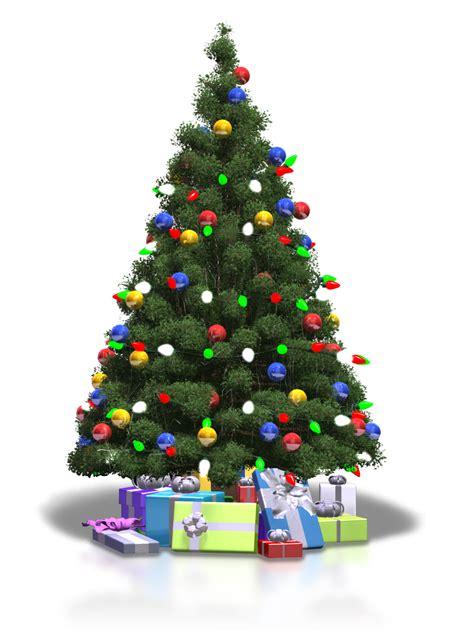 desktop christmas trees