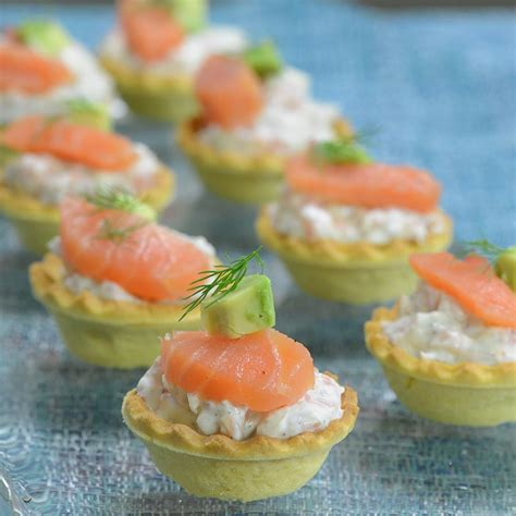 appetizer recipes for mini smoked salmon appetizer recipe