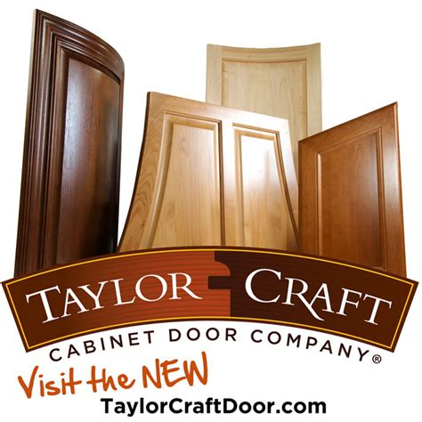 cabinet door company taylorcraft cabinet door company launches completely