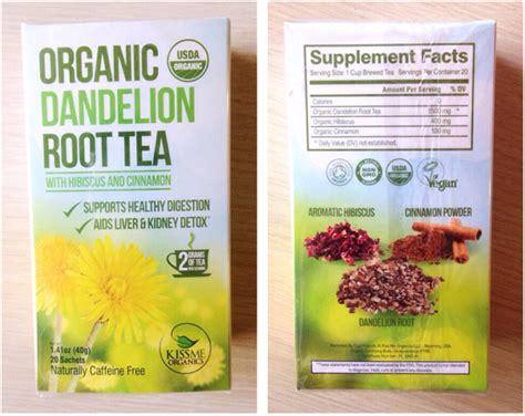 Caffeine Detox Severe Kidney by Hello Stephni Decaffeinate Dandelion Root Tea