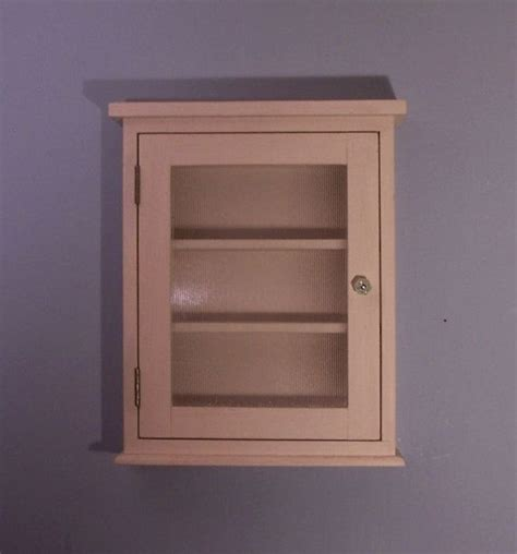 Reeded Glass Door Wall Cabinet With Reeded Glass Door Doors Etsy And Wall Cabinets