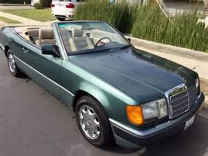 1993 Mercedes 300ce 1993 Mercedes 300ce Cabriolet Convertible Clean