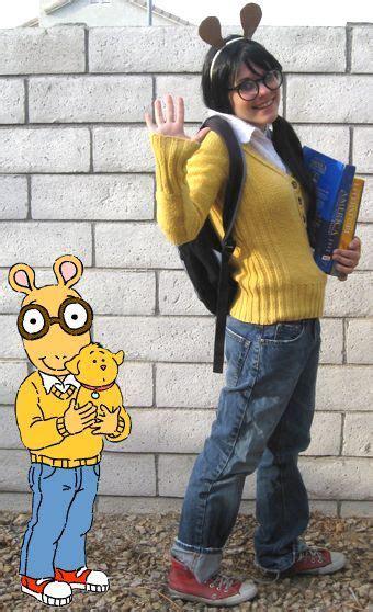 diy arthur costume inspiration aetn bemore character