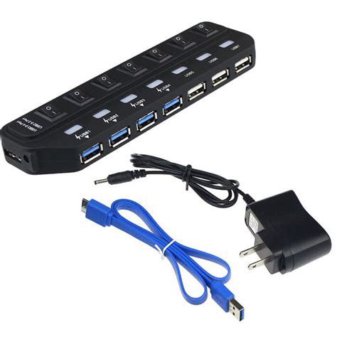 usb for sale sale 7 speed 5gbps usb 3 0 usb 2 0 hub with