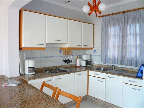 Apartment Küche by Ferienwohnung Lanzarote Casa Aloe