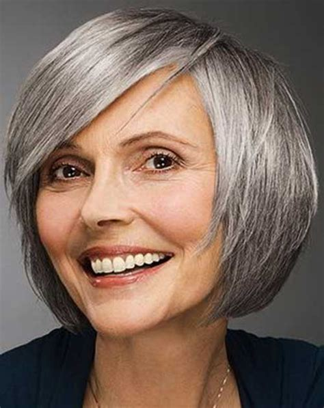 how to update gray hair with color for women over 70 gorgeous grey hair styles hairstyles update