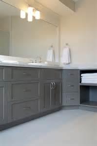 Modern Bathroom Grey And White White Grey Bathroom Contemporary Bathroom Calgary