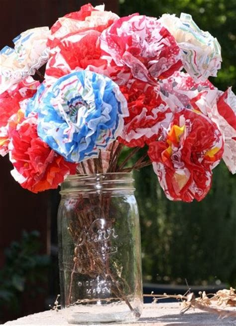 How To Make Paper Mache Flowers - craft paper mache flowers