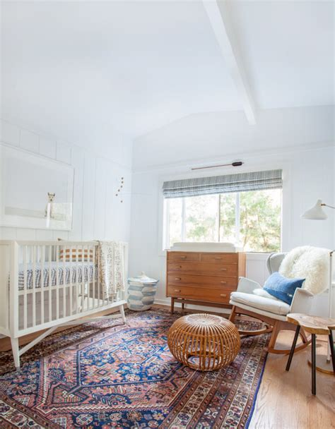 Modern Nursery Rugs 10 Gender Neutral Nursery Ideas
