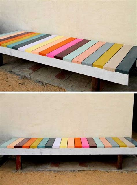 diy benches projects 35 popular diy garden benches you can build it yourself