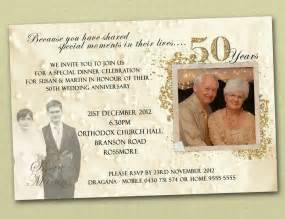 25 best ideas about wedding anniversary invitations on