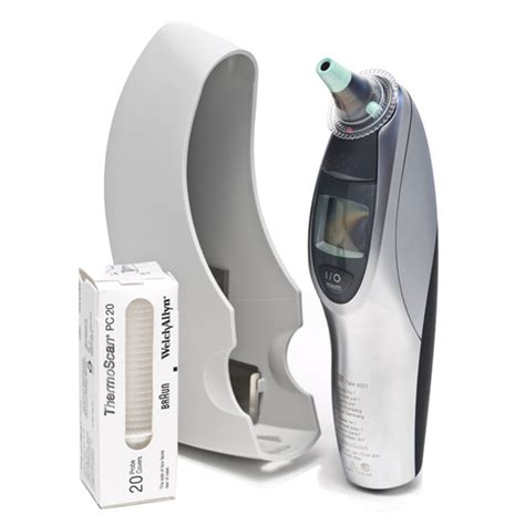 Termometer Tympanic braun thermoscan pro 4000 infrared ear thermometer view