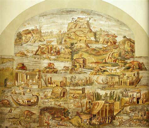 di palestrina mosaico nilo