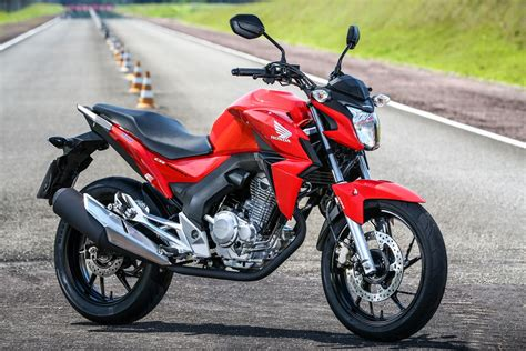 honda twister 2016 honda cb twister 250 has been launched in brazil