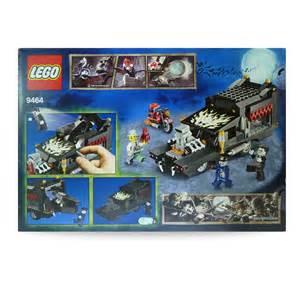 Lego monster fighters 9464 fahrende vampirgruft