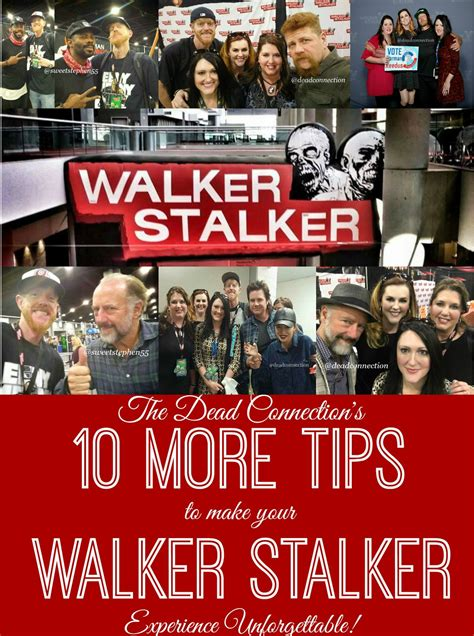walker atlanta walker stalker atlanta 2016 the dead connection