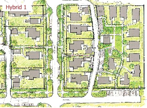 neighborhood plans pocket neighborhoods creating small scale community in a
