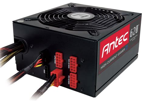 Gamis Seply Antec High Current Gamer 620m Modular Power Supply Review