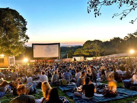 Botanic Garden Cinema The Best Outdoor Cinemas In Melbourne