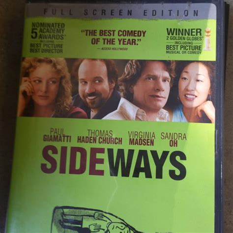 Sideways Dvd find more sideways dvd for sale at up to 90