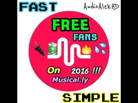 musical fans org free how to get free fans on musical ly fast simple no apps