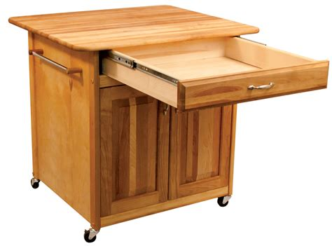 butcher block big catskill big workcenter with solid back