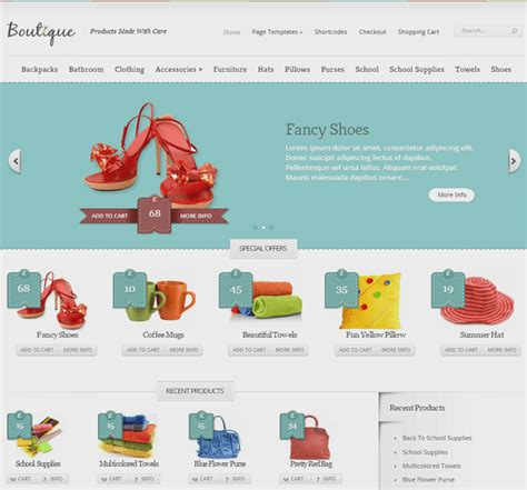 20 best wordpress shopping cart themes 2018 siteturner ecommerce thesis 25 premium wordpress ecommerce themes