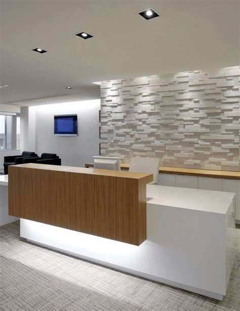 modern desk ideas best 1000 ideas about reception desks on pinterest desks