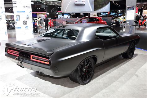 Picture of 2016 Dodge Shakedown Challenger