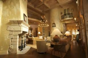Tuscan Style Homes Interior Interior Style March 2012