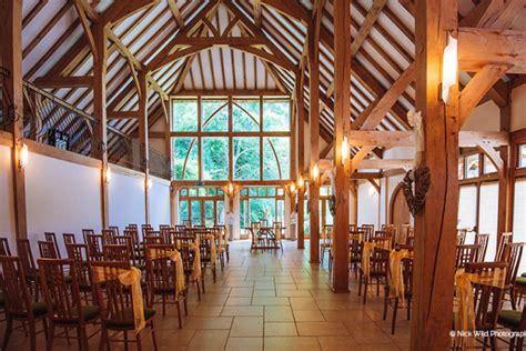 wedding venues  hampshire barn wedding venues