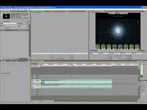 tutorial adobe premiere pro cs3 adobe premiere pro cs3 tutorial 1 fade in and out youtube