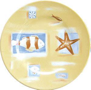 kitchenware vanda melamine dekorasi quot sea quot