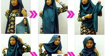 4 video tutorial jilbab segi empat cara pakai jilbab model terbaru lebaran cara berjilbab