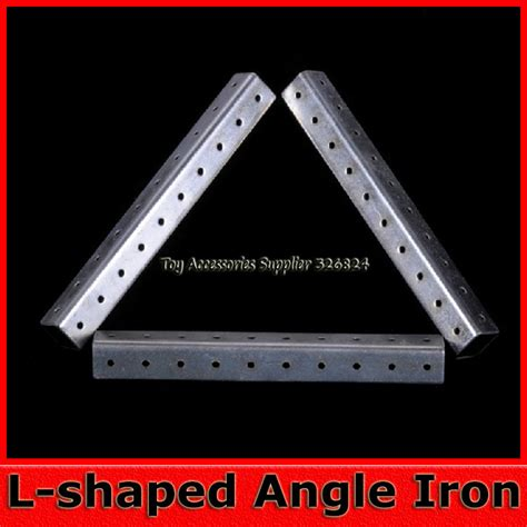 Iron Plate 10 Kg5 Cm l shaped angle iron axle bracket iron plates 20 holes