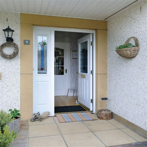ideas to decorate entrance of home neutral front garden front entrance idea garden housetohome co uk