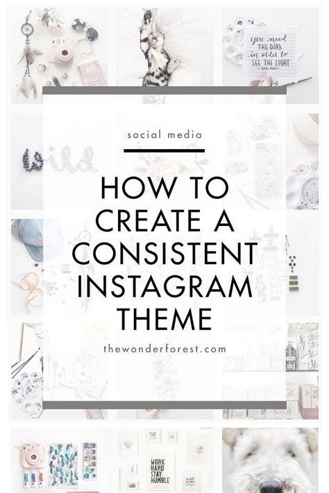 theme creator instagram how to create a consistent instagram theme create