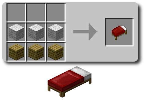 how to craft a bed in minecraft introducing minepick a comprehensive server list for